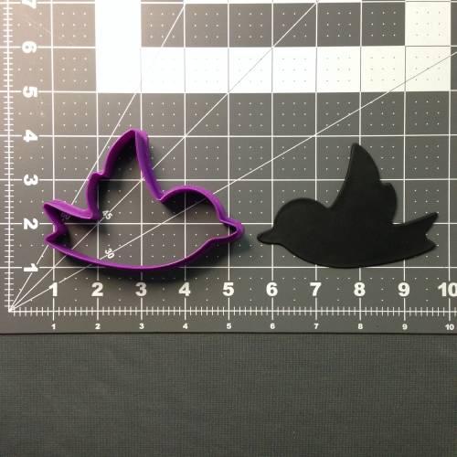 Bird 103 Cookie Cutter