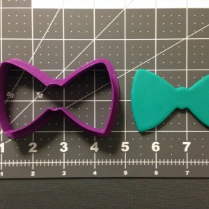 Bow Tie Cookie Cutter