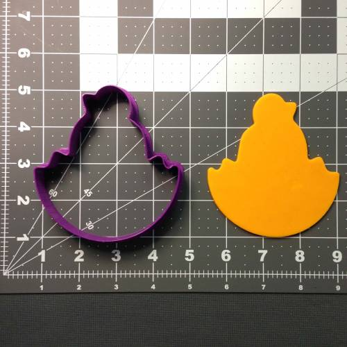 Chick in Egg Cookie Cutter