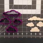 Clouds Cookie Cutters