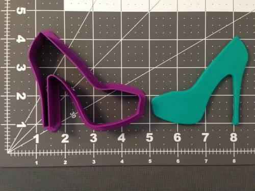 High Heel 266-A626 Cookie Cutter (4 inch)