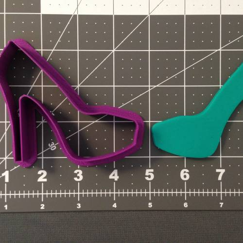High Heel 266-A626 Cookie Cutter (4 inch)