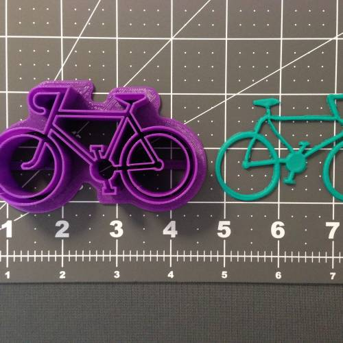 Bicycle 266-A791 Cookie Cutter