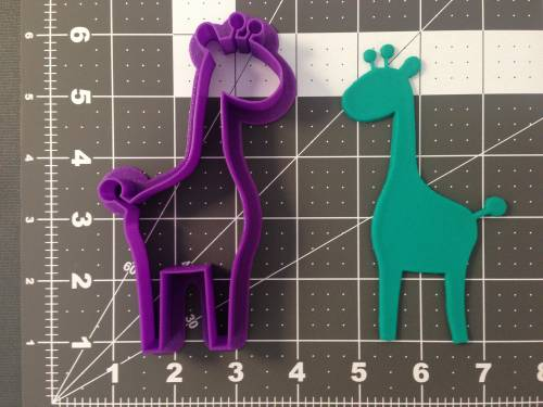 Giraffe 266-A842 Cookie Cutter