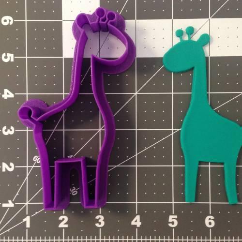 Giraffe 266-A842 Cookie Cutter