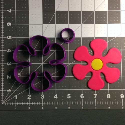 70s Flower 101 Cookie Cutter Set