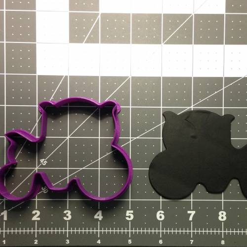 Carriage 101 Cookie Cutter