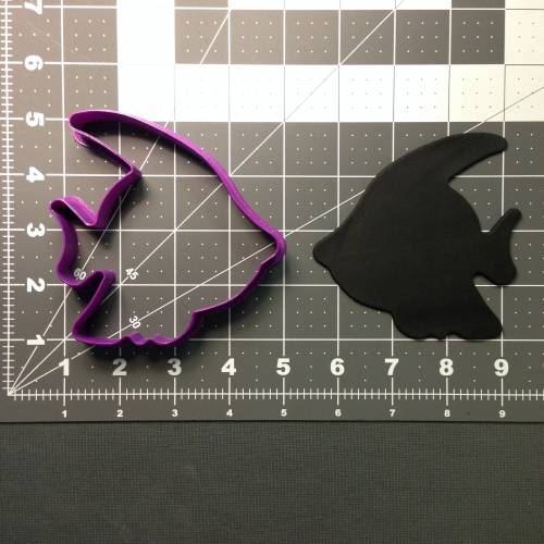 Fish Tropical 101 Cookie Cutter
