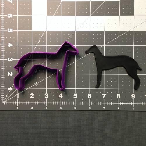 Greyhound 266-C387 Cookie Cutter