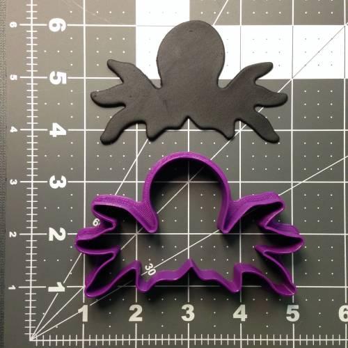 Octopus 101 Cookie Cutter