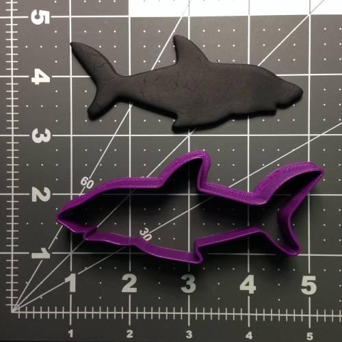 Shark 102 Cookie Cutter
