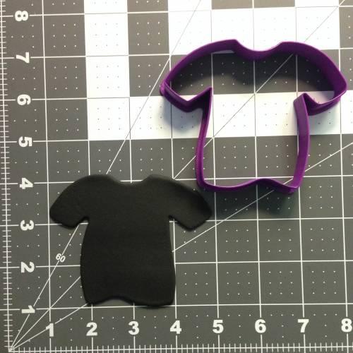 Shirt 101 Cookie Cutter