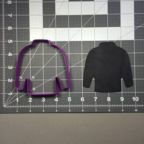Shirt 103 Cookie Cutter