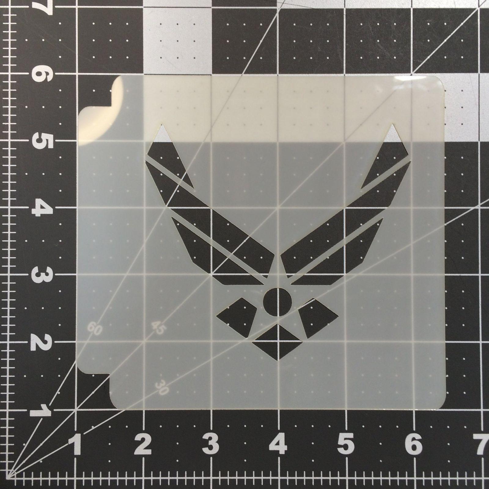 Air Force Stencil 100