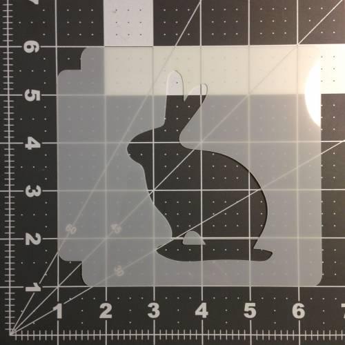 Bunny 101 Stencil