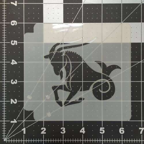 Capricorn 100 Stencil