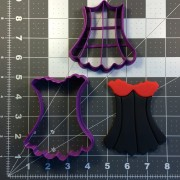 Corset 100 Cookie Cutter Set