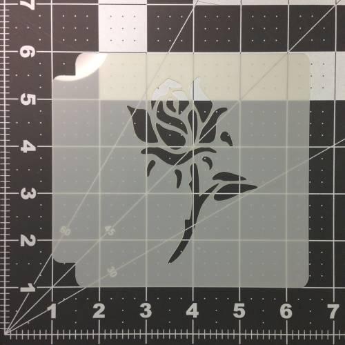 Flower Stencil 102