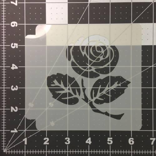 Flower Stencil 103