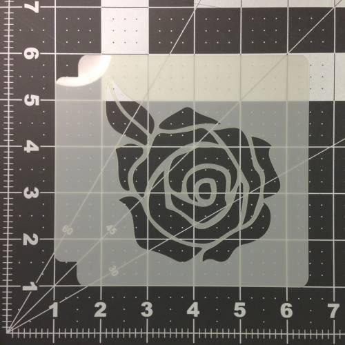 Flower Stencil 104