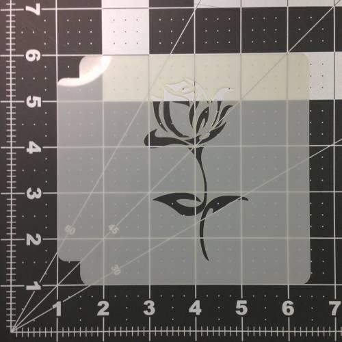 Flower Stencil 106