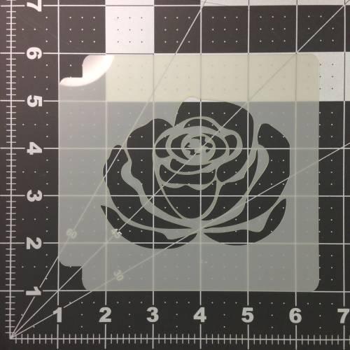 Flower Stencil 108
