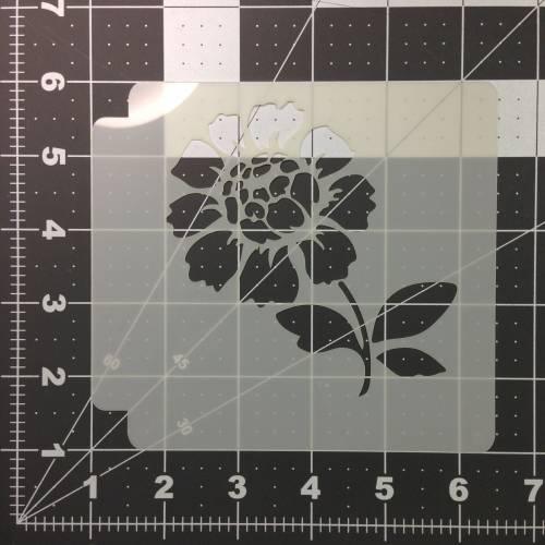 Flower Stencil 109