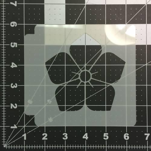 Flower Stencil 112