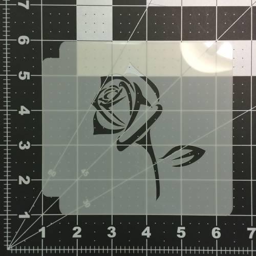 Flower Stencil 114