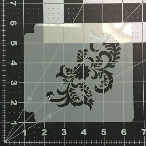 Flower Stencil 115