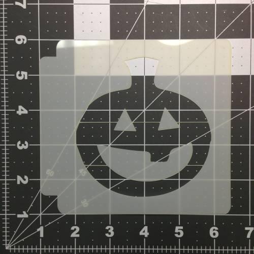 Halloween Pumpkin Stencil 101