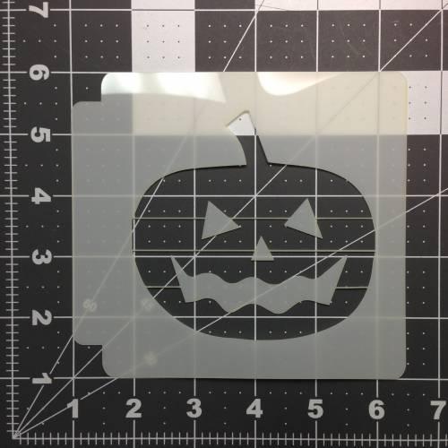 Halloween Pumpkin Stencil 102