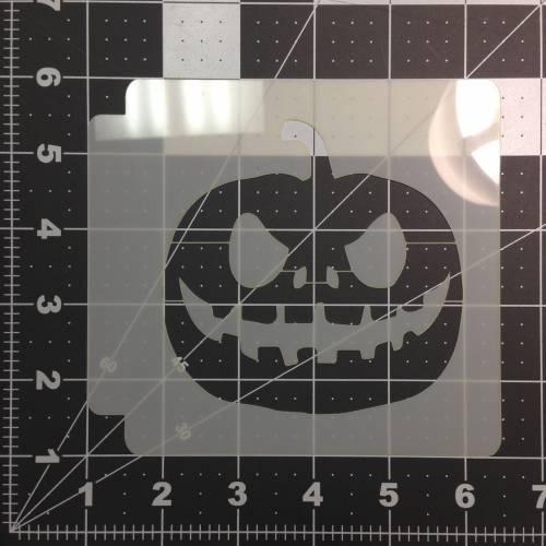 Halloween Pumpkin Stencil 104