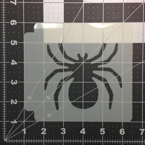 Halloween Spider Stencil 101