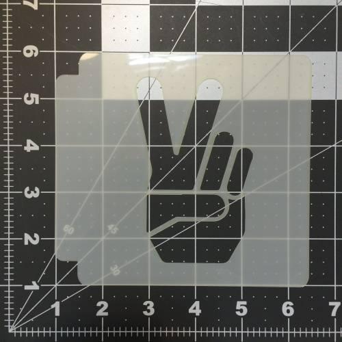 Hand Stencil 101