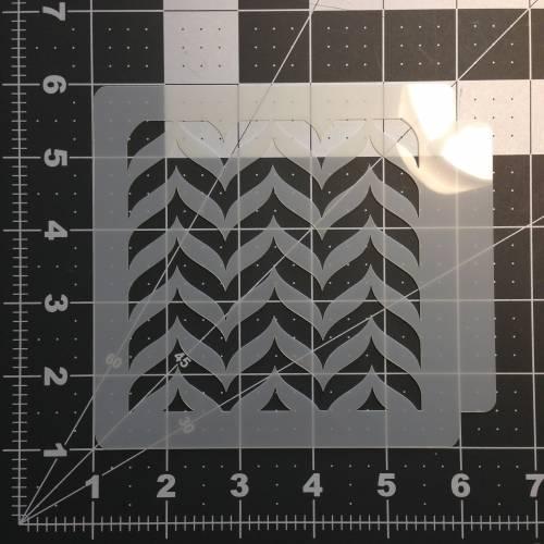Pattern 783-052 Stencil
