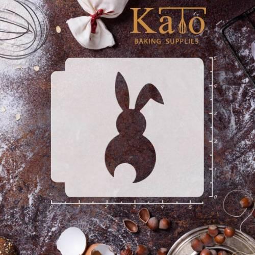 Easter - Bunny 783-B316 Stencil (4 inch)