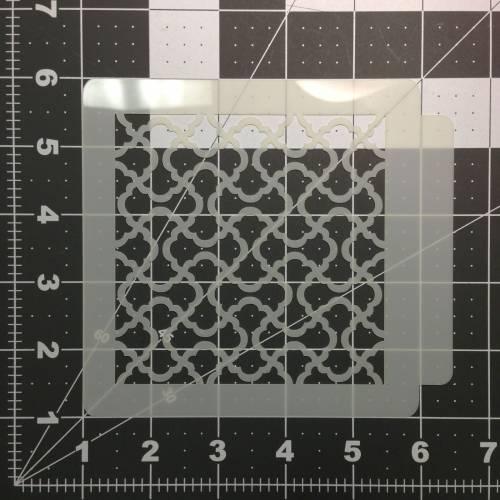 Pattern Stencil 107