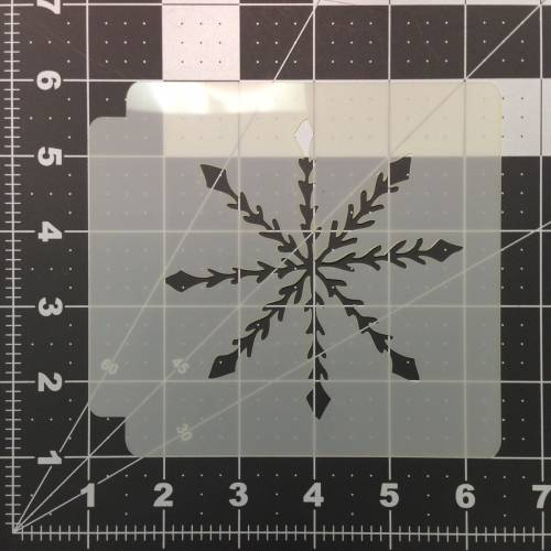 Snowflake Stencil 101