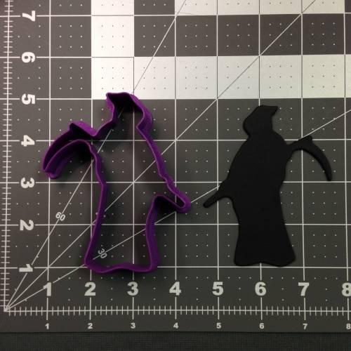 Grim Reaper 100 Cookie Cutter