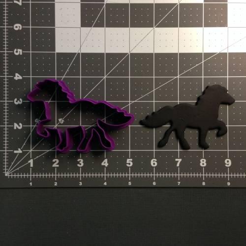 Horse 100 Cookie Cutter