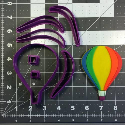 Hot Air Balloon 102 Cookie Cutter Set