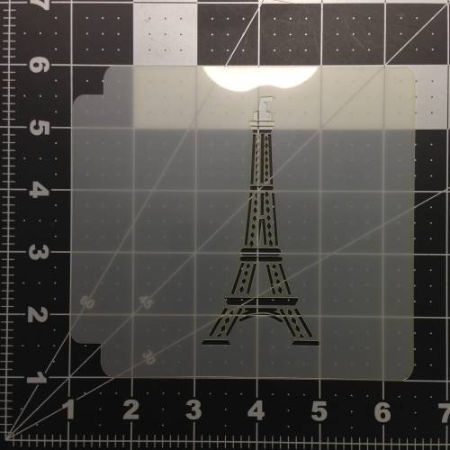 Eiffel Tower 783-054 Stencil