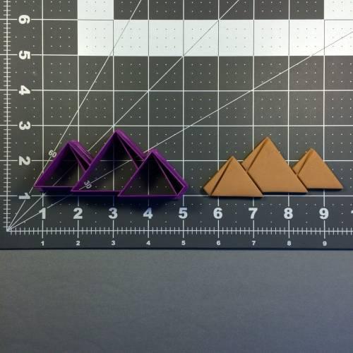 Pyramids 100 Cookie Cutter