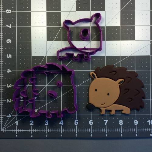 Hedgehog 102 Cookie Cutter Set