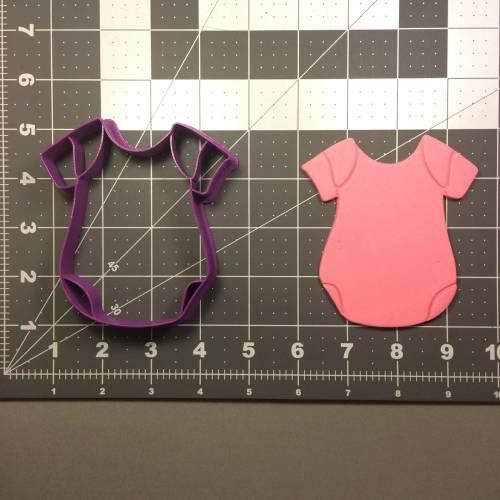 Baby Bodysuit 100 Cookie Cutter