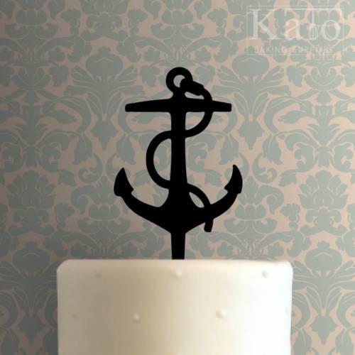 Anchor Cake Topper 101