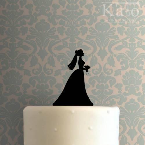 Bride Cake Topper 100