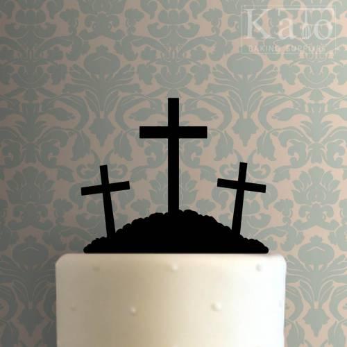 Cross Cake Topper 100