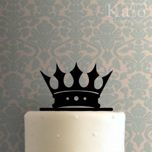 Crown Cake Topper 100